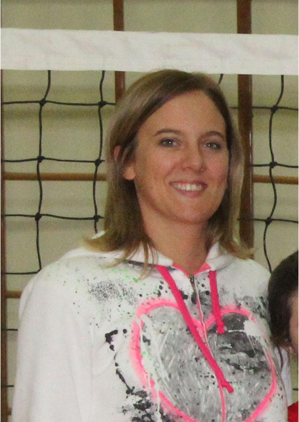 Beatrice Moretti : Under 14 ACLI S.Luca S.Giorgio<br>Mini Volley ACLI S.Luca S.Giorgio