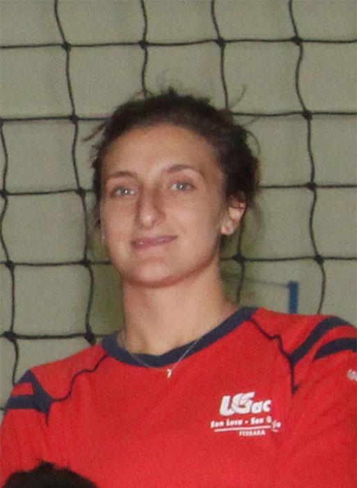 Elena Ugolini : 2° all. 2^ Div.-U16-U14-U13-U12 ACLI S.Luca S.Giorgio