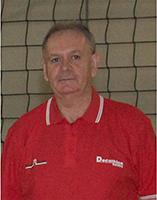 Roberto Menegatti : 2° all. 1^ Div. Decathlon Volley <br> U16 Decathlon Volley