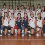 "U18-1^ Div. PALLAVOLO FERRARA ""R"""