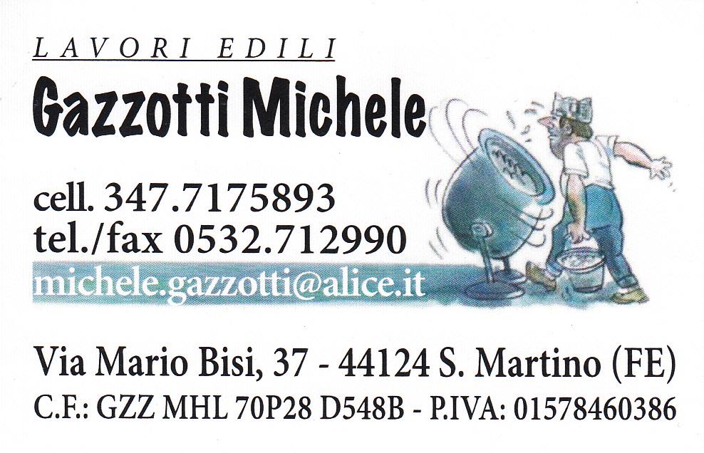 Lavori Edili Gazzotti