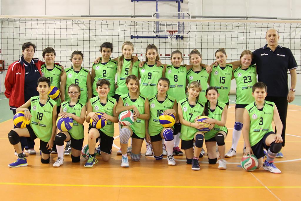 U12 - U13 PALLAVOLO FERRARA PONTE
