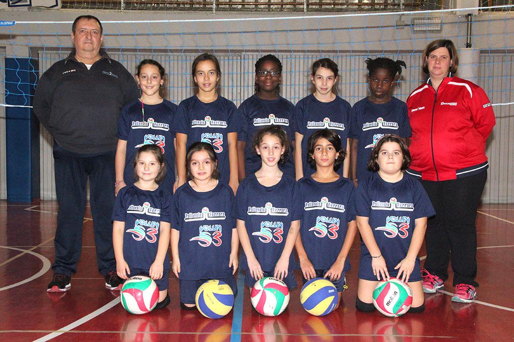 """Volley S3 """"PALLAVOLO FERRARA PONTE"""""""