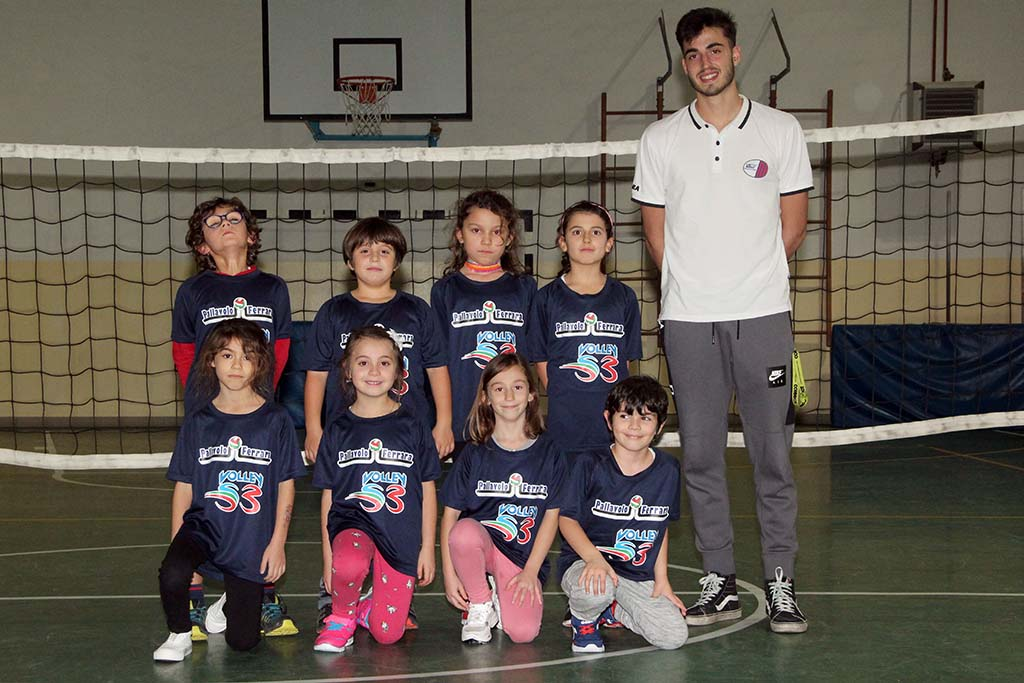 "Volley S3 ""SAN BARTOLOMEO"""
